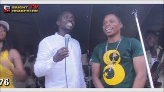 Osagiemwangbon (Junior Mongo Pack) Live On Stage Ft Stanley O Iyonanwan..
