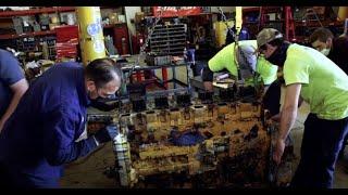 Operating Engineers 324: Heavy Equipment Technicians