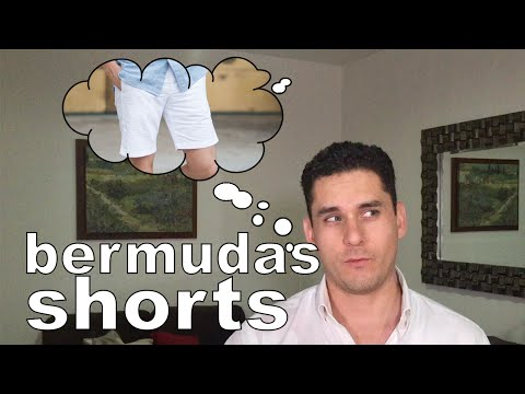 Cómo vestir bermudas y shorts | Tips para lucir bien en bermudas