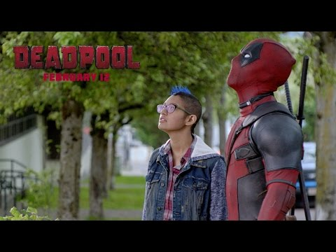 Deadpool (Viral Video 'Saving the Cat')