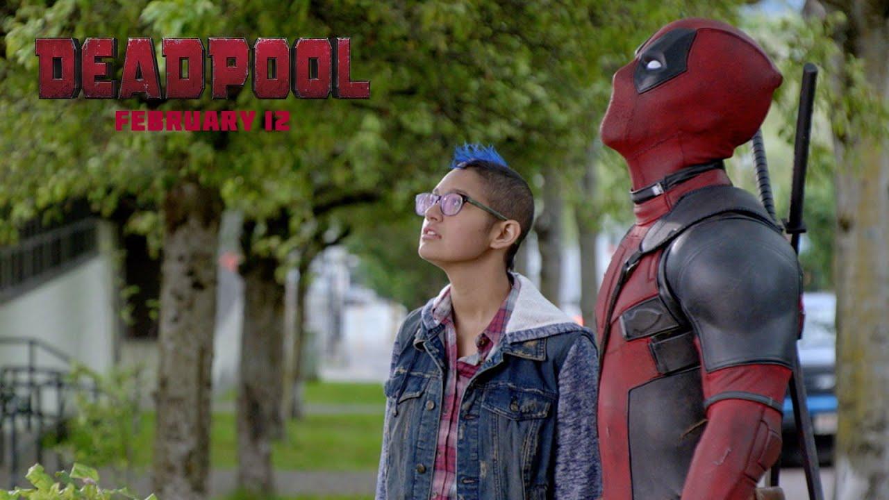Deadpool - Cat-astrophe Averted