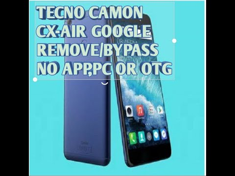 Tecno In5 Hard Reset