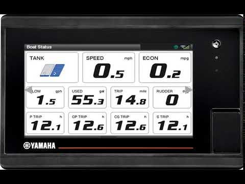 Yamaha XF425 V8 5.6L Digital 25 in Augusta, Maine - Video 6