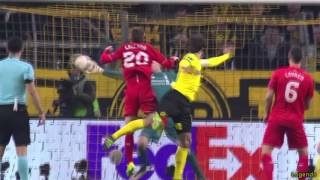 Great Header Goal Hummels against Liverpool