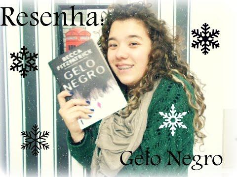 Resenha Gelo Negro | Quem Disse Livros ?