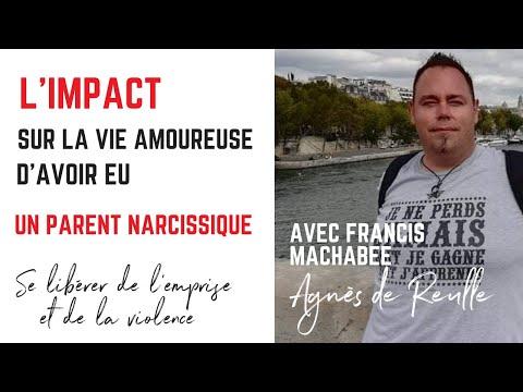 Quel est l'impact sur la vie amoureuse d'avoir eu un parent narcissique ?