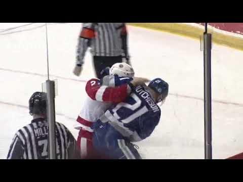 Ryan O'Rourke vs. Nolan Hutcheson