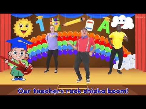 BoomChickaBoom Graduation Song