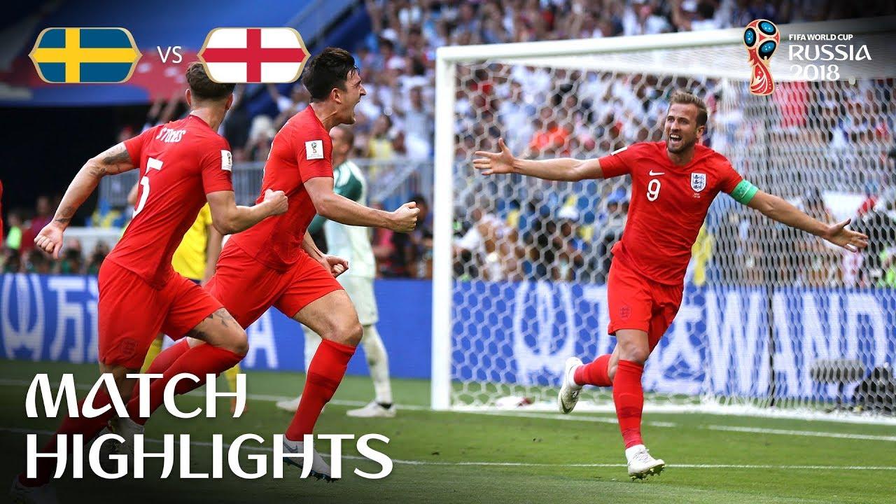 Αγγλία-Σουηδία 2-0