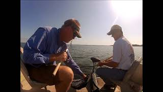 Crappie Fishing with Steve English, Lake Marion