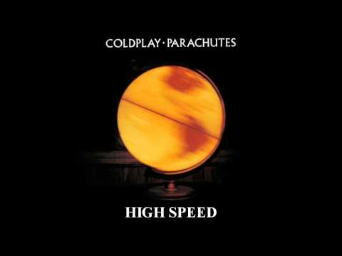 Coldplay - High Speed (official instrumental)