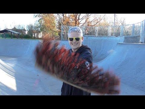 Colchester skatepark bowl skating
