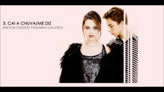 Cai A Chuva/Me Diz - Sandy & Junior (CD 2001)