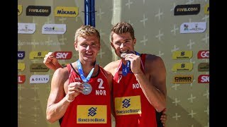 Our first FIVB medal! VLOG #012