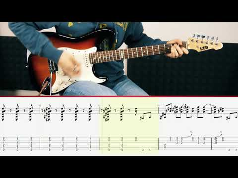 Stevie Ray Vaughan - Pride And Joy (Guitar Tutorial)