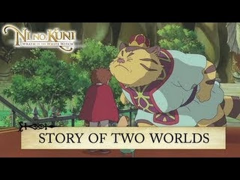 Ni No Kuni Gets A Lovely New Trailer And Free DLC