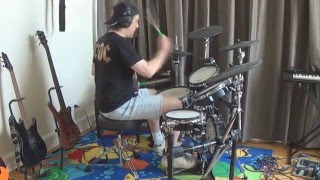 AC/DC - Highway to Hell drum cover