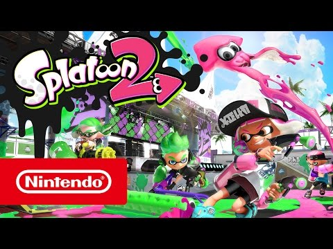 Игра Splatoon 2 для Nintendo Switch