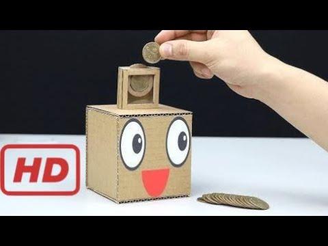 Cómo Hacer Que La Caja De Monedas Ahorre Dinero Para Los Niños