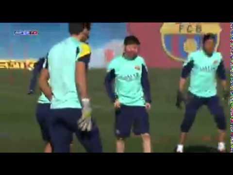 Leo Messi estará de baja entre 6 y 8 semanas