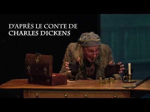 Bande-annonce d'Un chant de Noël d'après Charles Dickens à l'Artistic Théâtre
