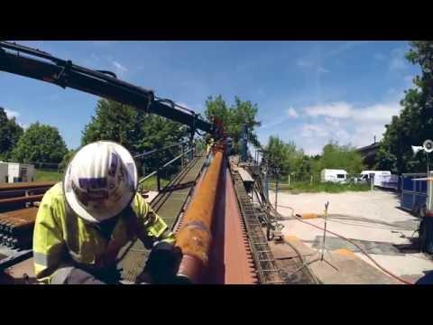 Wielka Brytania: budowa wodociągu w rejonie Chester