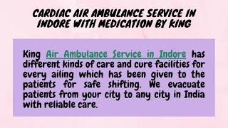 Emergency King Air Ambulance Service in Siliguri for Rapid Transfer