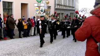 preview picture of video 'Große Bergparade 2009 in Annaberg-Buchholz'
