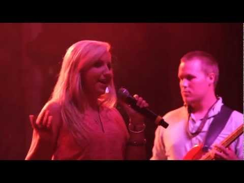 Sarah Morrison 'God Gave Me You' Cover