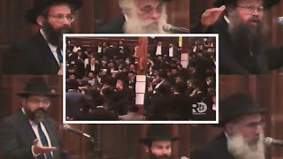 New Footage: Encounters with the Rebbe's Father