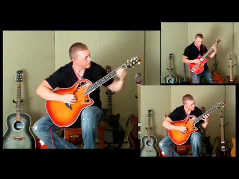 Acoustic Guitar / Viking Battle Theme - Hall Of The Viking Kings