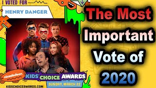 Grown Adults Vote in the 2020 KCA