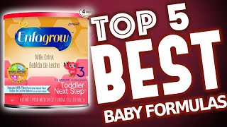 Best Baby Formulas 2020 [🥇Reviews]