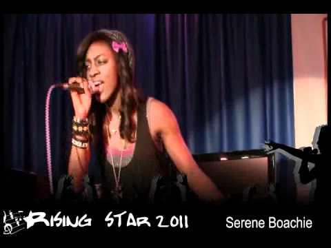 Serene Boachie - Rising Star 2011 - Vocal Lessons