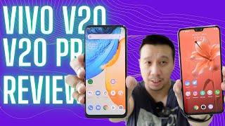 Vivo V20, Vivo V20 Pro Review: Android 11 Before Pixel 5 44MP Selfie Cam