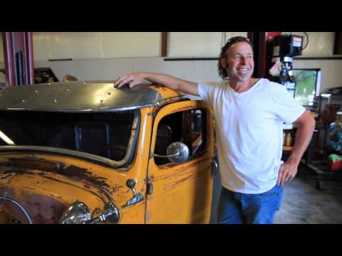 Resurrected Rust: Rat Rod Build Off