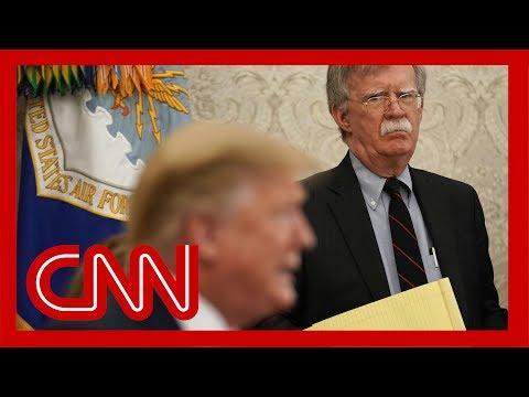 Trump's lawyers and Senate allies work to prevent public Bolton testimony, WaPo reports