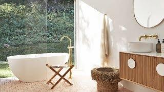 Kids Bedrooms, Bathroom + Powder Reveal, Episode 3 | Hinterland Hideaway New Build | House 10