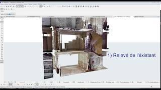 ARCHICAD 21 et Scan 3D