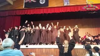 <h5>Pre Prep Graduation Class of 2016 </h5>