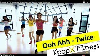 OOH-AHH By Twice| Kpop Dance | Dance Fitness | KpopX Fitness by KPOPX FITNESS OFFICIAL YOUTUBE CHANNEL