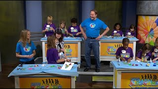 """07 - """"Grow In Christ"""" - 3ABN Kids Camp Creation Crafts"""