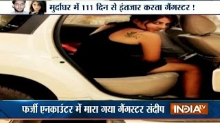 Gangster, Girlfriend & Encounter: Fake Encounter By Haryana Police Crime Branch