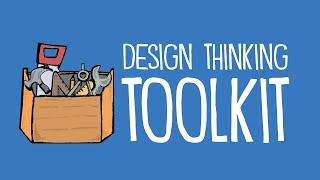 Get Your Free Design Thinking Toolkit
