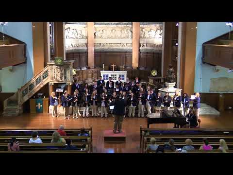 Centenary College Choir - Homeward Bound