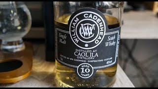 Whiskychat #4: Wir verkosten Caol Ila 10yo, Cadenhead Small Batch