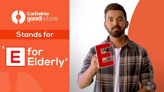 KL Rahul adds his voice to CarDekho Gaadi Store's thought-provoking film!