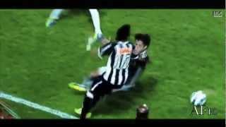 Neymar ☆ ♫♪ Balada Boa  ♫♪☆  Best Skills & Dribbles ☆ 2011-2012 High Quality Mp3 ☆