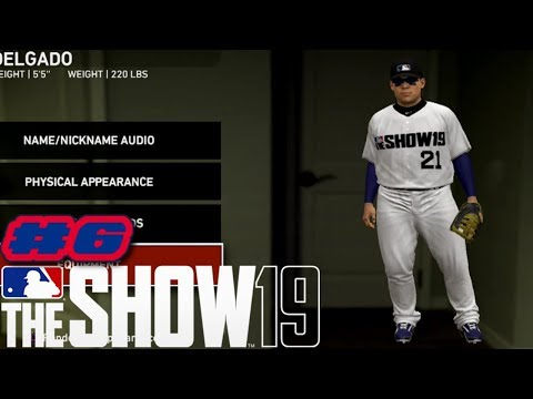 MLB The Show 19 PS4 Road to the Show Ep.6 (LET'S FACE THE SEA DOGS)