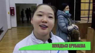 "Благотворительная Спартакиада ""Аялы алақан"""
